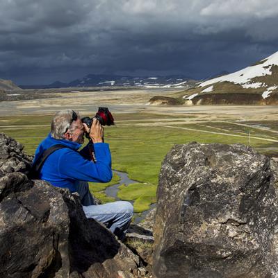Natuurfotograaf Michiel Schaap